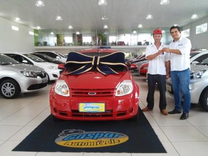 Agradecemos nosso amigo e cliente Marcos Leandro Gorgen, muito obrigado pela preferencia.