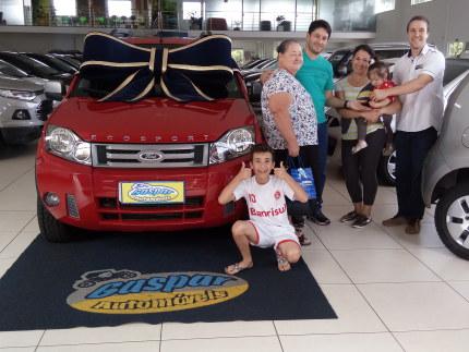 Agradecemos nossos amigos e clientes Marcelo Melere e família de Giruá, muito obrigado pela preferência.