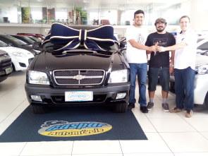 Agradecemos nosso amigo e cliente Yuri Alexandre Araujo de São Leopoldo, muito obrigado pela preferencia.